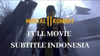 Mortal Kombat 11 Full Game Movie/Cutscene Subtitle Indonesia Episode 1