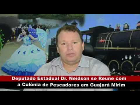 VÍDEO: DEPUTADO DR. NEIDSON SE REÚNE COM A COLÔNIA DOS PESCADORES DE GUAJARÁ-MIRIM