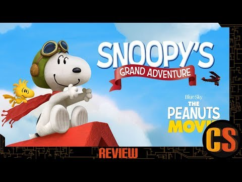 SNOOPY'S GRAND ADVENTURE – PS4 REVIEW