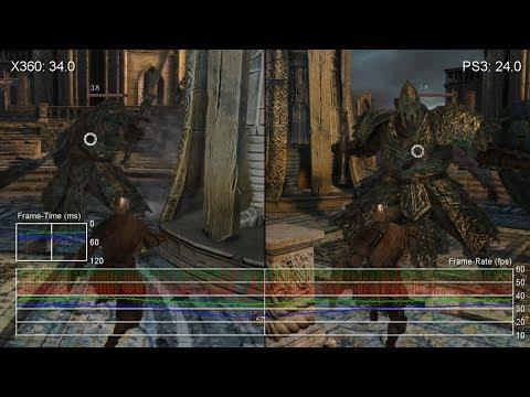 Dark Souls 2 – PS3 vs. Xbox 360