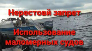 Осенний запрет на рыбалку лен обл