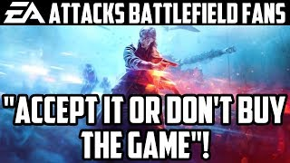 """EA Responds to Women in Battlefield 5 Controversy, Attacks Fans 