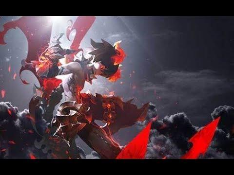 Dragon Nest Dark Avenger PvP Build Rank 1 Avenger