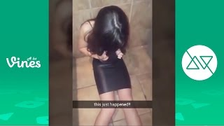 COT DAMMIT ELIZABETH! When Your Girlfriend Is Drunk And Then Hungover Funny Snapchat Videos