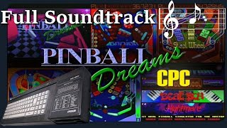 2019-10-12 Pinball Dreams ( Full Soundtrack )