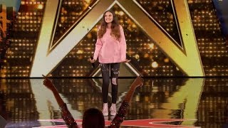 Singer 15-Year-Old Performs