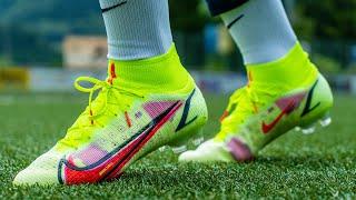 Mbappé Schuhtest - Nike Mercurial Superfly 8 Elite Playtest