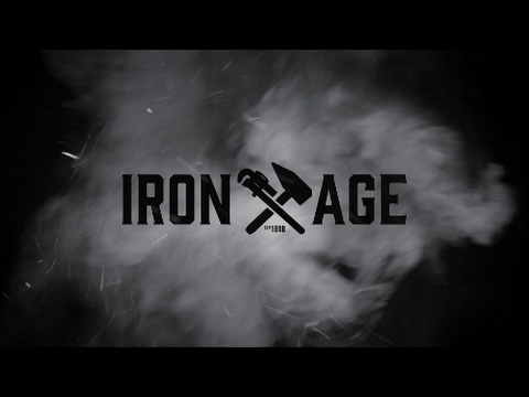 Iron Age Brand Video Icon