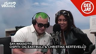 Og Eastbull & Christina Bertevello 'Bella Ciao' Afro Fashion Remix   Say Waaad?!?
