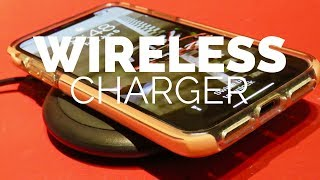 Wireless Charger Review For iPhone X - Samsung Wireless Phone Charger