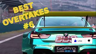 Best Overtakes Of The Week #6 - Australians Are Mad Lads