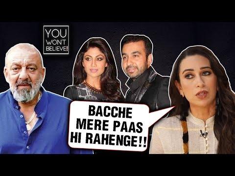 Sanjay Dutt, Karisma Kapoor, Kamal Hassan