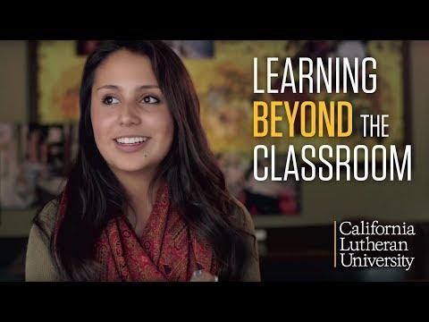 California Lutheran University - video