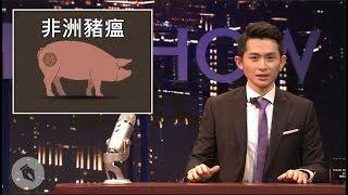 【博恩夜夜秀】欸!非洲豬瘟