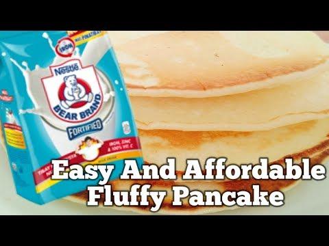 Easy and Affordable Fluffy Pancake I using POWDER MILK I PH version