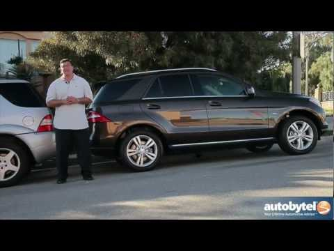 2012 Mercedes Benz ML350: Video Road Test and Review