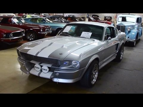 1967 Shelby GT500E Eleanor Quick Look