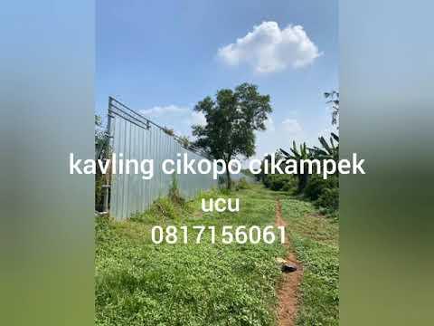Tanah Dijual Bungursari, Purwakarta 41181 KK9H0VB7 www.ipagen.com