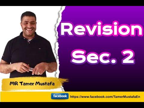 يونت 1 تانية ثانوي   Mr Tamer Mustafa    English الصف الثانى الثانوى الترم الاول   طالب اون لاين