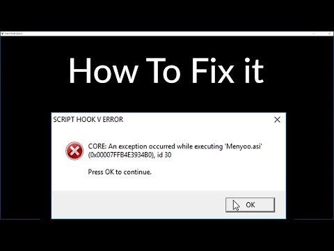 How To Fix Menyoo Mod GTA 5 With Proof | KdsChopra - KdsChopra
