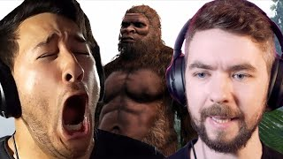 Finding Bigfoot With Markiplier