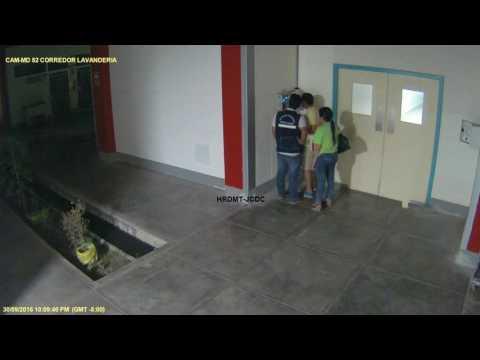 SUSTRACCIÓN DE RELOJ BIOMÉTRICO DEL HOSPITAL JULIO CESAR DEMARINI CARO, LA MERCED - CHANCHAMAYO