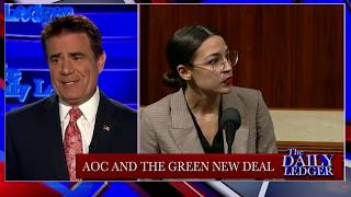 Stop the Tape! AOC and the Green New Deal