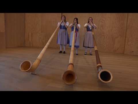 Alphorn Trio video preview
