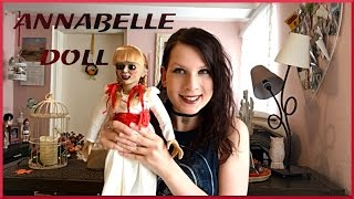 The Conjuring/ANNABELLE Prop Replica DOLL/Puppe - Mezco Toys - VORSTELLUNG