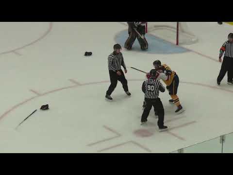 Mikael Robidoux vs. Edouard Cournoyer