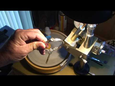 Faceting Gemstones Rocks To Real Money – Cutting Gems To Jewelry Making – Pharaoh's Eye 1