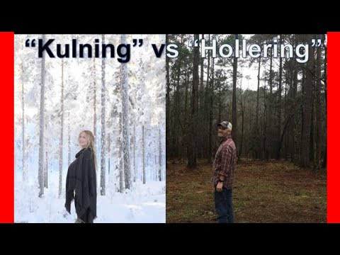 Ancient sweedish kulning vs ancient redneck hollering