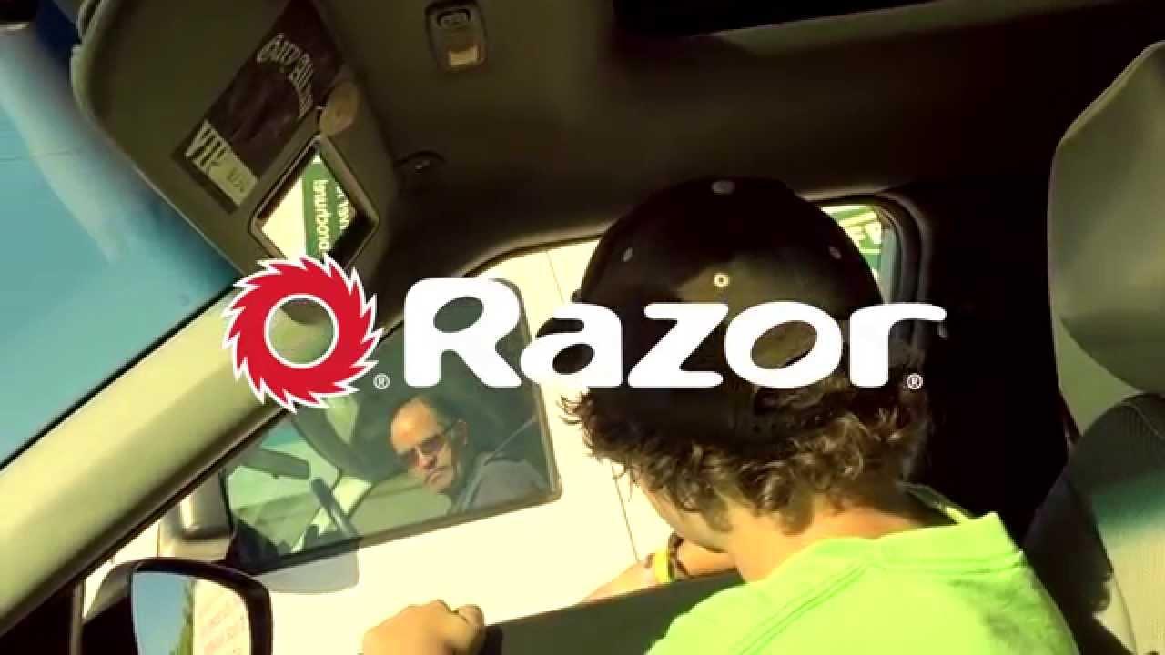 Razor YouTube