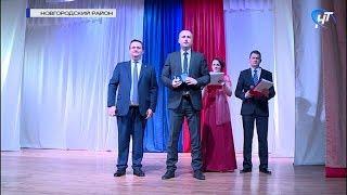 В Пролетарском доме культуры торжественно отметили грядущий День местного самоуправления