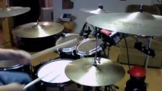 John Legend - Satisfaction (Benjamin Kim Drumset)