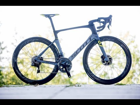 Scott Foil Disc Faster For Longer Scott Sports