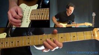 Bohemian Rhapsody Guitar Lesson - Queen - Chords/Riffs