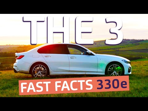 FAST FACTS | BMW 330e iPerformance plug-in hybrid review