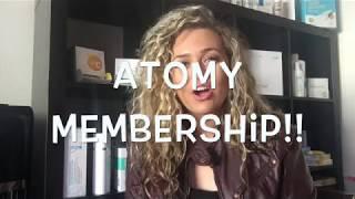 What is an Atomy Membership?