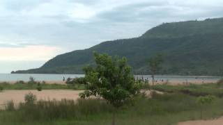 preview picture of video 'Chitimba Beach Lodge Camp - Lake Malawi Africa'