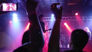 Evergrey - Recreation Day @ The Rock Box in San Antonio, TX