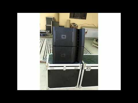 Line Array Empty Cabinet VRX