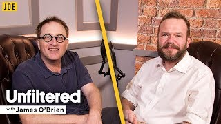 Jon Ronson Interview On Internet Porn, Psychopaths & More | Unfiltered With James O'Brien #11