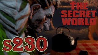 The Secret World S230 - Deathless Part 1 - Cleaning Statues