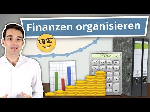 Finanzen Organisieren: Wie fange ich an? inkl. Haushaltsbuch Excel 📊