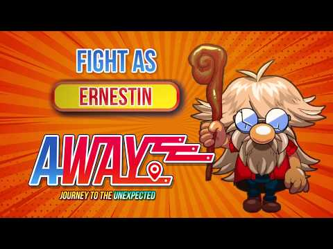 AWAY: Journey to the Unexpected - Character gameplay - Ernestin thumbnail
