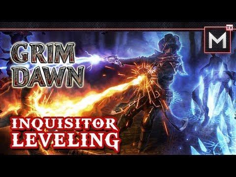 Inquisitor Leveling - Grim Dawn