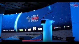AFRICA CEO FORUM – Teaser 2020 / 9 & 10 March – Abidjan