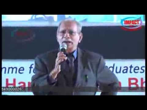 Public Speaking | Subbarao |TELUGU IMPACT Hyd Dec 2013