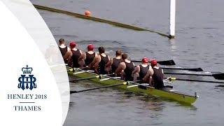 Thames Final - Thames 'A' v Oslo, NOR | Henley 2018